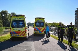 Kind naar ziekenhuis na val te water