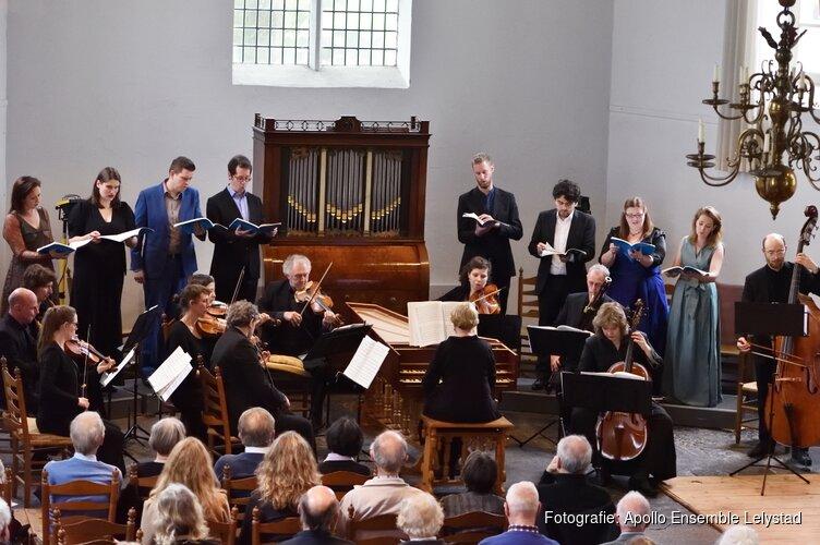 Werken van Bach in kleine bezetting