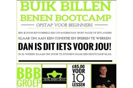 BBB Bootcamp bij Total Sport en Fit