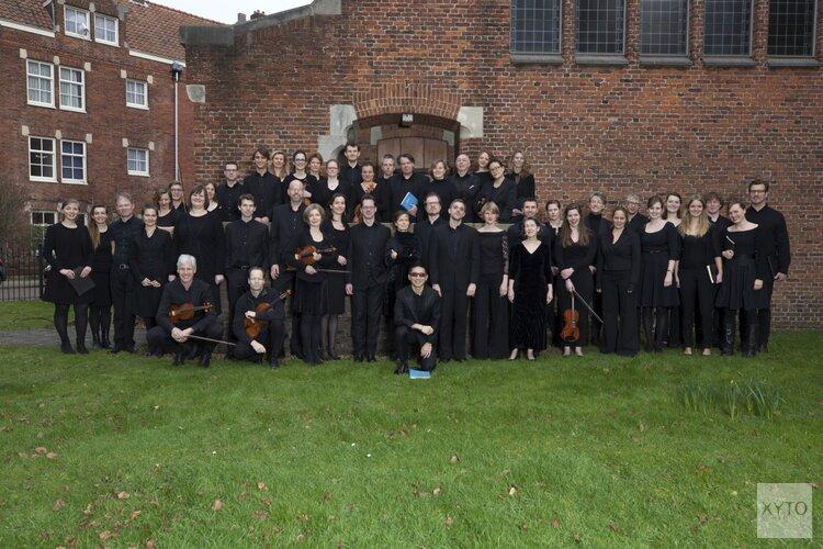 Bach Ensemble Amsterdam met De Profundis: van het duister naar het licht