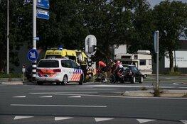 Scooterrijder gewond in Enkhuizen