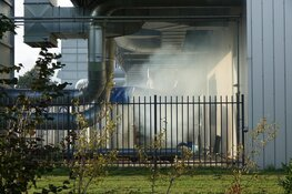 Containerbrand Zwaagdijk-Oost snel onder controle
