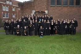 Bach Ensemble Amsterdam brengt SMEEKBEDEN TOT GOD