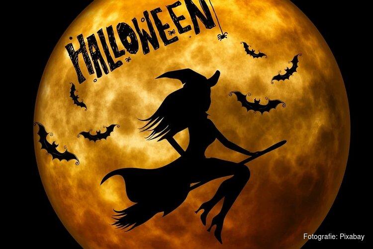 Halloween markt Wervershoof 30 oktober a.s.