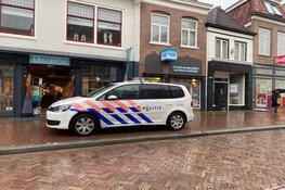 Overval speelgoedwinkel Hoorn