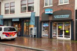 Overvaller op speelgoedwinkel Hoorn aangehouden
