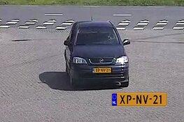 Auto overval Nieuwe Niedorp vijf dagen eerder gestolen in Obdam