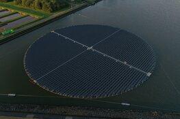 Aanleg grootste drijvende, dynamische, zonnepark van Europa gestart