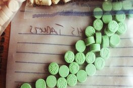 Duizenden XTC-pillen