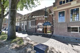 Zuiderzeemuseum lanceert 360° tour op website