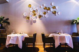 Sterrenrestaurant Lucas Rive in Hoorn is te koop