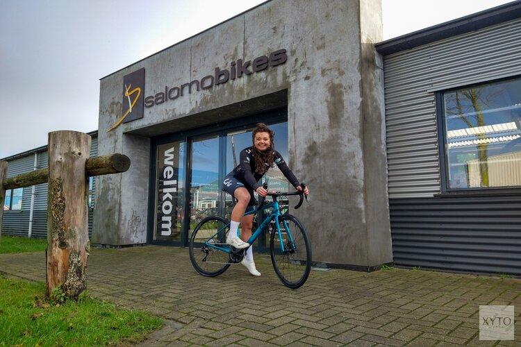 Tessa Neefjes nieuw bij Giant Liv Benelux Off-road Team