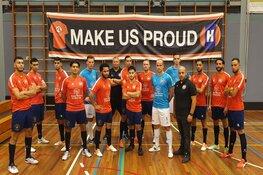 Hovocubo maakt selectie bekend voor Champions League
