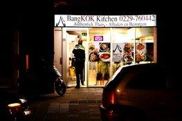 Afhaalrestaurant in Hoorn overvallen