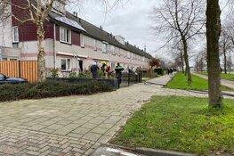 Woningbrand aan de Boedijnhof in Hoorn