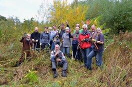 Natuurwerkdag Ecoproject Streekbos