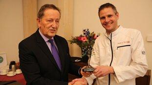 Jean le Jean Catering winnaar 6de Award Duurzame Ondernemer
