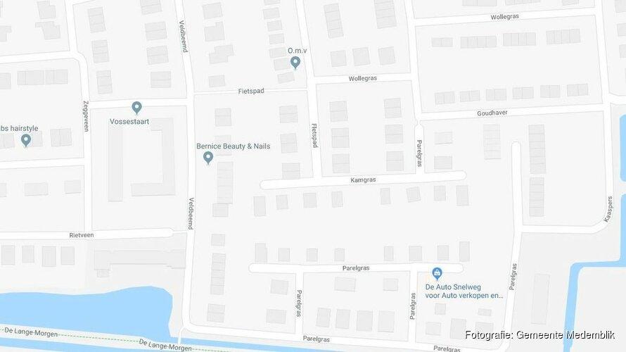 Storing in Wognum aan Parelgras en omliggende straten